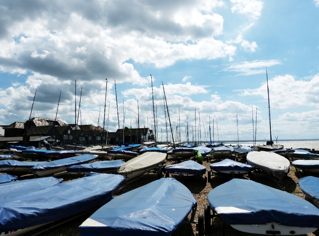 Boote in Whitstable