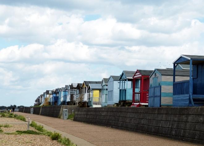 Strandhäuser Whitstable