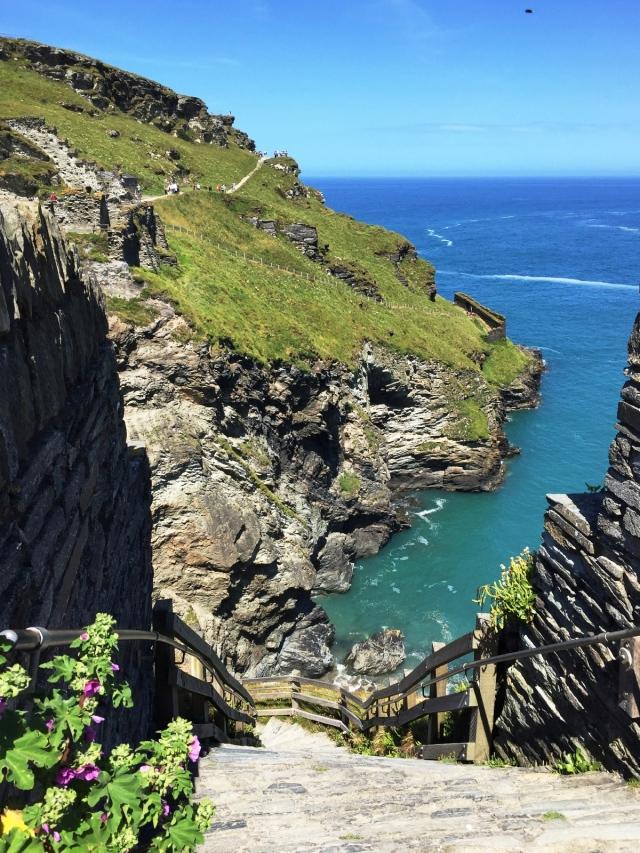 Tintagle Cornwall