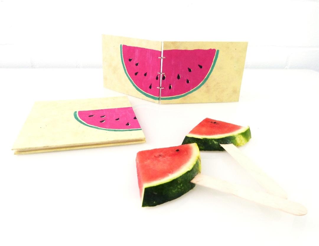 Bücher und Melonensticks_klein