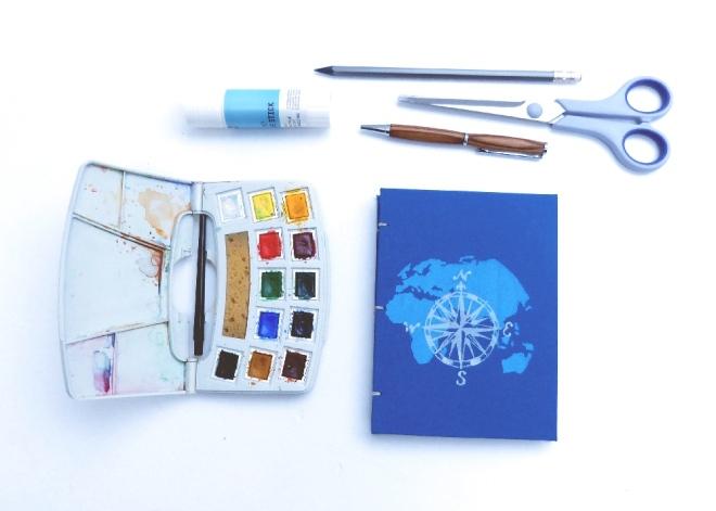 Reisetagebuch Material für unterwegs_klein